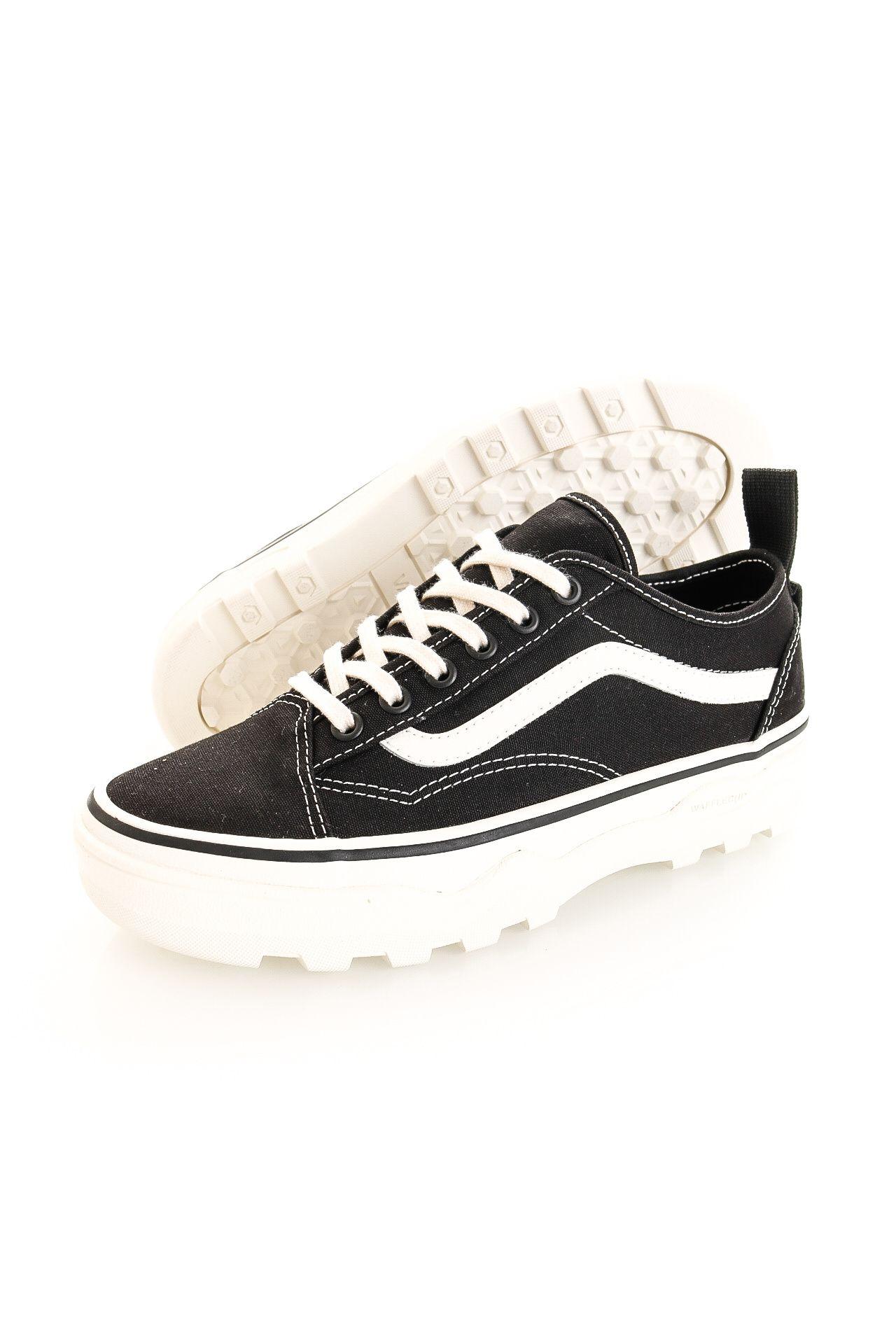 Afbeelding van Vans Sneakers UA Sentry Old Skool WC (CANVAS) Black/Marshmallow VN0A5KR3VQE1