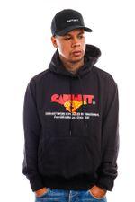 Carhartt Hoodie Hooded Runner Sweat Black I029941
