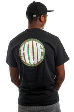HUF T-Shirt HUF HI-FI S/S Black TS01504