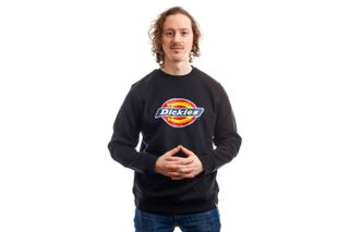 Foto van Dickies Pittsburgh 02 200241 Crewneck Black