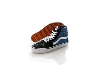 Foto van Vans Classics Sneakers Sk8-Hi Navy VN000D5INVY1