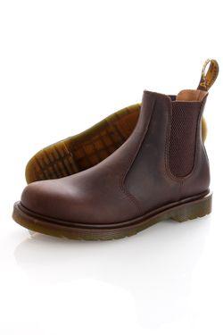 Afbeelding van Dr.Martens Boots 2976 Dark Brown Crazy Horse 11853201