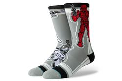 Afbeelding van Stance Sw Storm Trooper U545D19Sst Sokken Grey