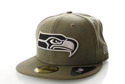 Afbeelding van New Era Fitted Cap Seattle Seahawks NFL HEATHER 5950 SEATTLE SEAHAWKS 11794647