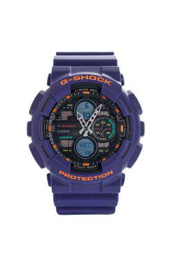 Afbeelding van Casio Horloge G-SHOCK Basic GA-140 Purple/Orange