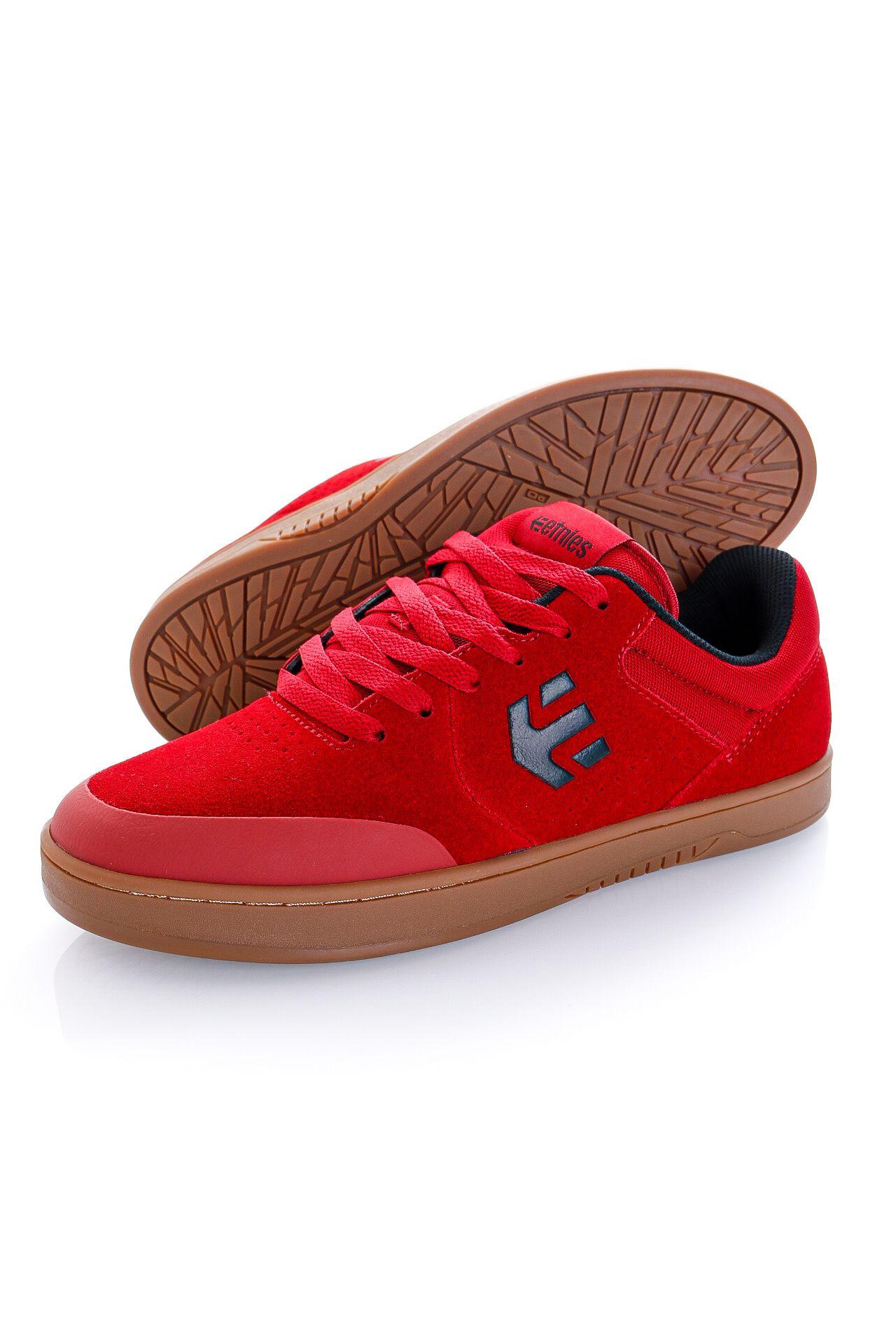 Afbeelding van Etnies Sneakers MARANA RED/GUM 4101000403
