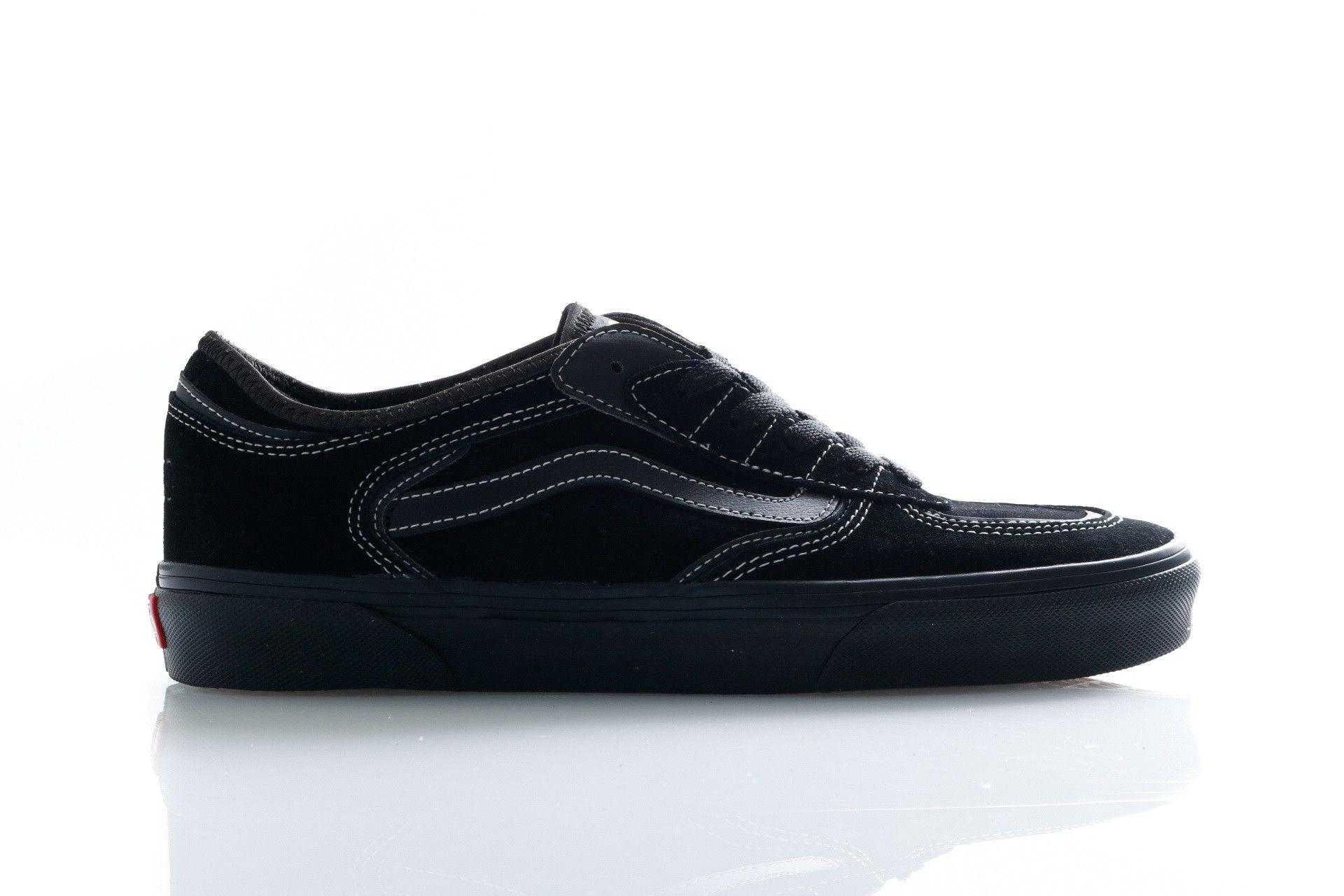 Afbeelding van Vans Sneakers Ua Rowley Classic Black/Black VN0A4BTTBKA1