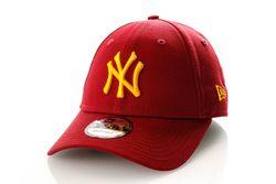 Afbeelding van New Era Dad Cap New York Yankees League Essential 9Forty 80536629