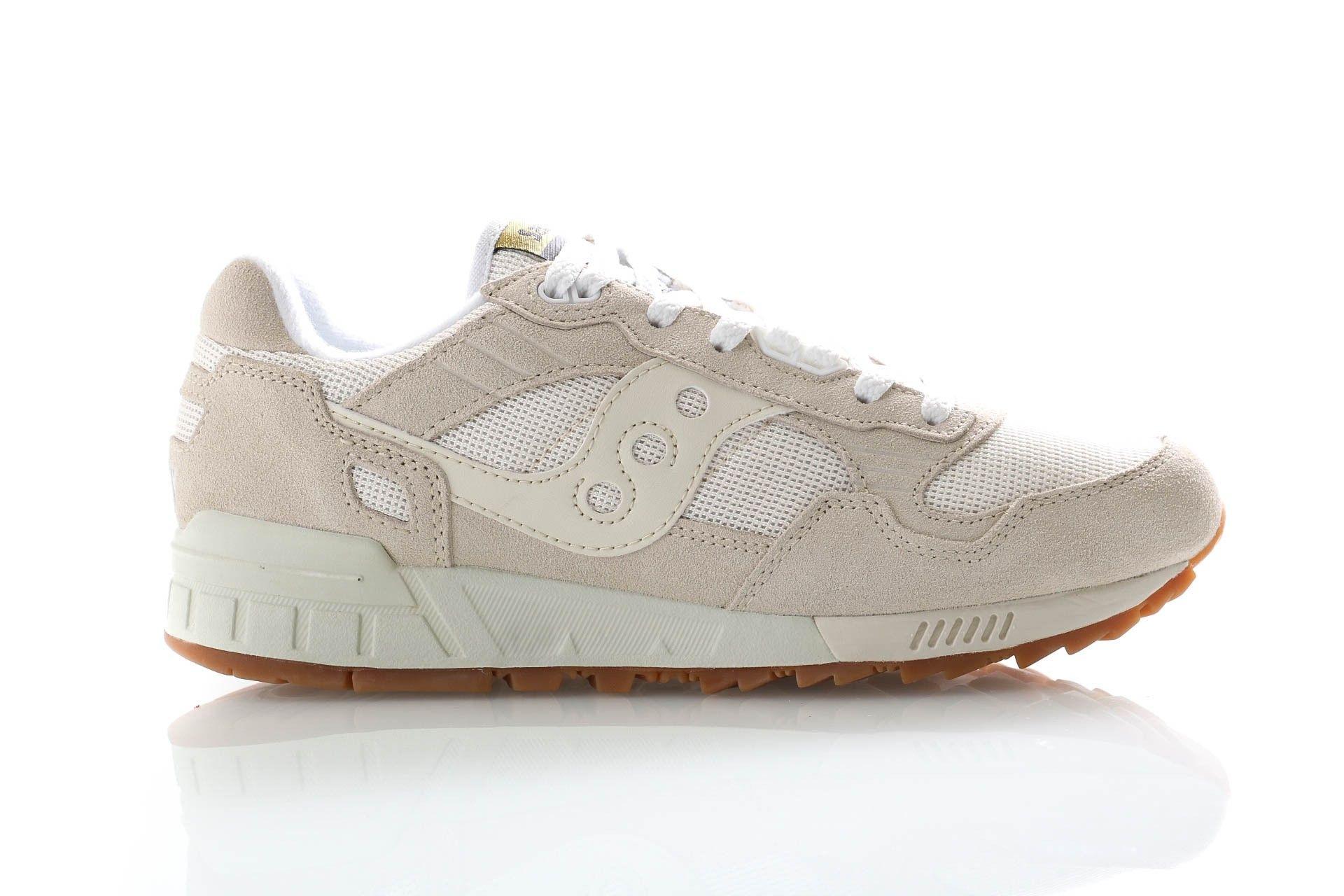 Afbeelding van Saucony Sneakers Shadow 5000 Tan/White S70404-22