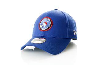 Foto van New Era Isa Collection 12150304 Dad Cap Cobalt Blue