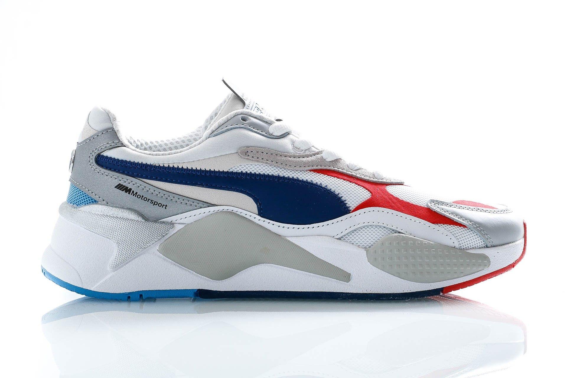 Afbeelding van Puma Sneakers Bmw Mms Rs-X³ Puma White 306498 01