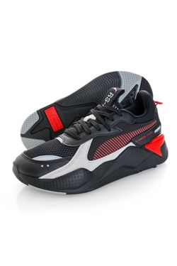 Afbeelding van Puma Sneakers RS-X Reinvention Puma Black-High Risk Red 36957913