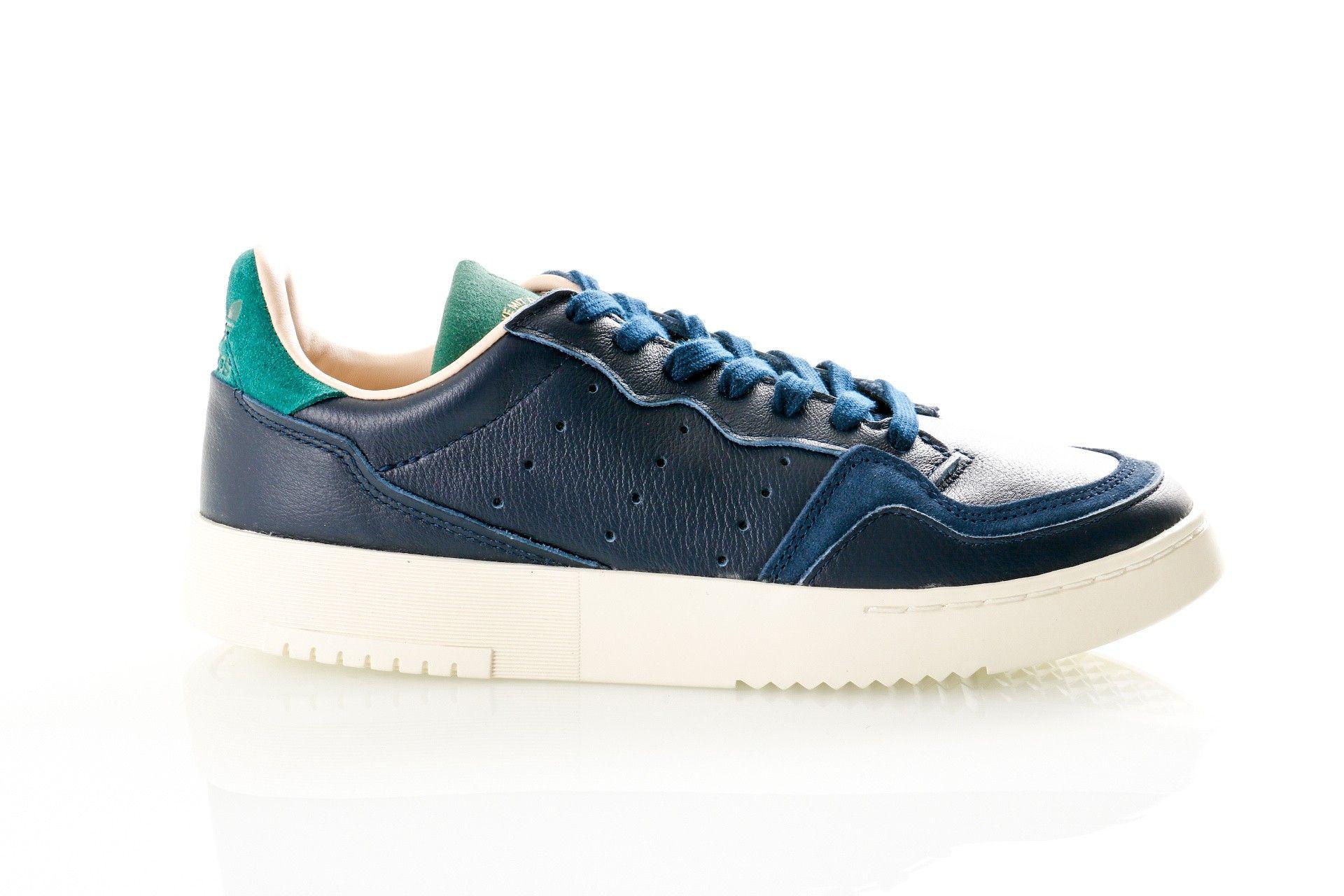 Afbeelding van Adidas Supercourt Ee6036 Sneakers Conavy/Conavy/Cgreen