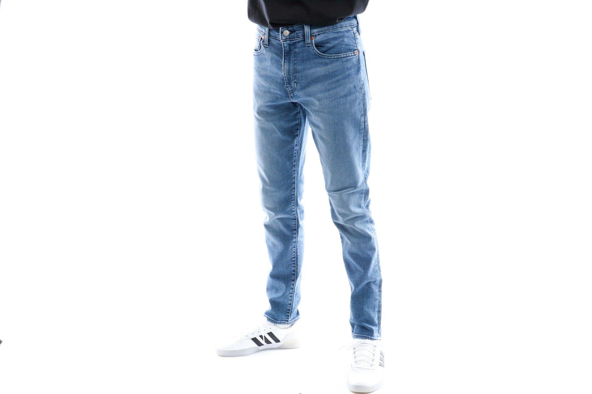 Afbeelding van Levi's 512™ Slim Taper Fit 28833-0492 Jeans Cedar Light Mid Overt Adv