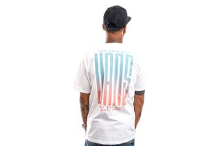 Foto van Vans T-Shirt Stretched White VN0A5E7XWHT1