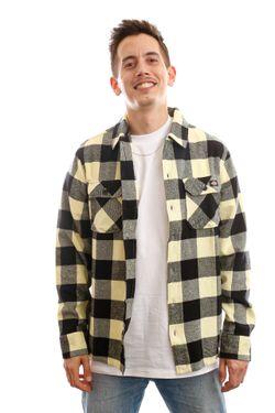 Afbeelding van Dickies Blouse New Sacramento Shirt Mellow Green DK0A4XDZB541