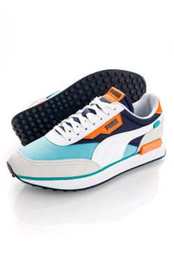 Afbeelding van Puma Sneakers Future Rider Play On Puma-White Blue 37114967
