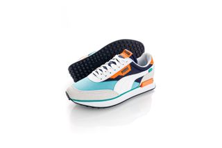 Foto van Puma Sneakers Future Rider Play On Puma-White Blue 37114967