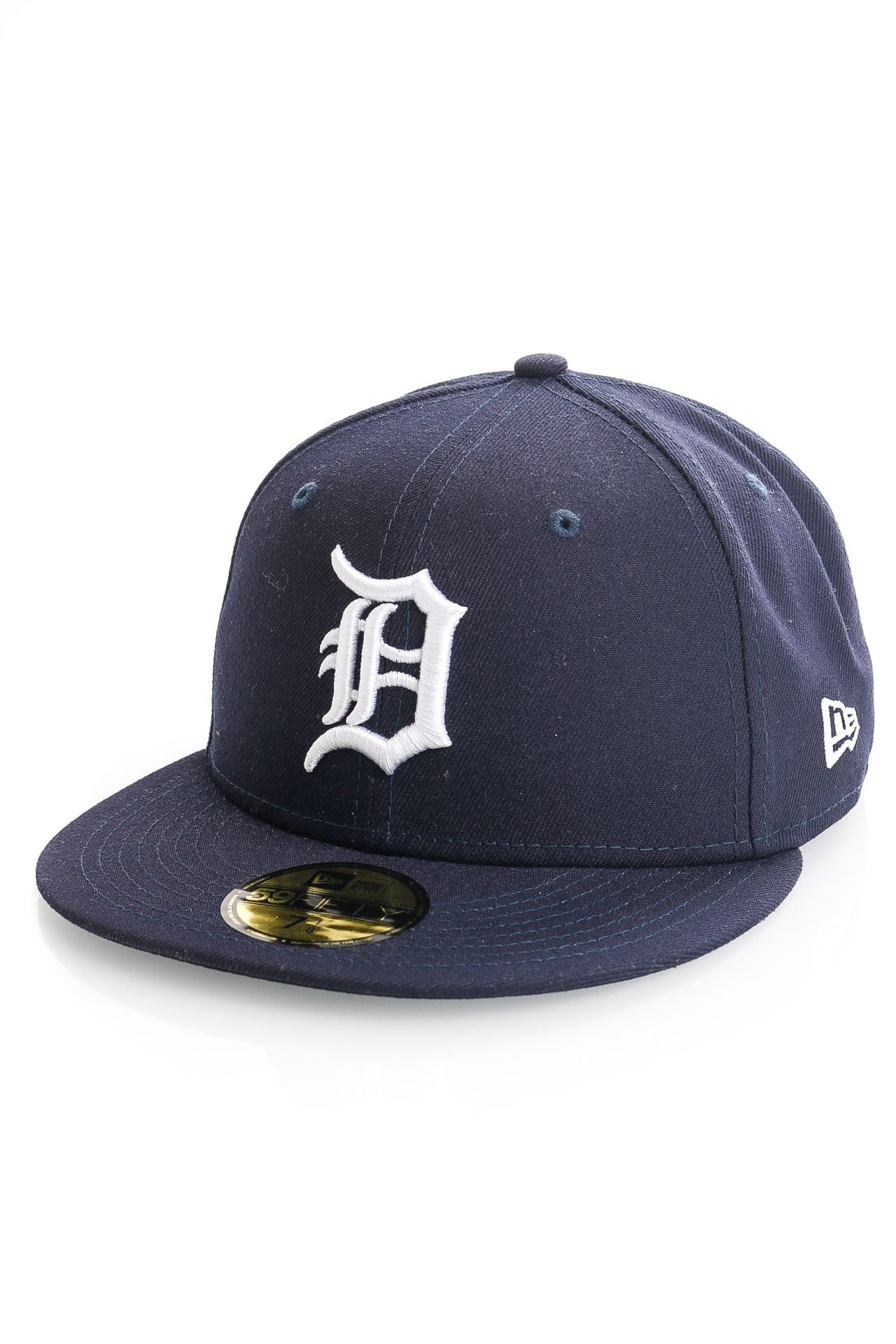 Afbeelding van New Era Detroit Tigers Fitted Cap MLB AC PERF 59FIFTY Navy/White 12572844