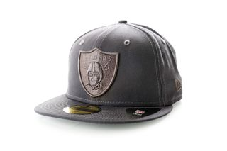 Foto van New Era Fitted Cap Oakland Raiders Team Tonal NFL 59Fifty 12040197