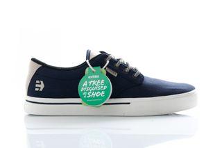 Foto van Etnies Sneakers Jameson Preserve Navy/Tan 4101000525
