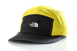 Foto van The North Face 5 Panel Cap Eu Street Five Panel Tnf Lemon NF0A3SIHDW9