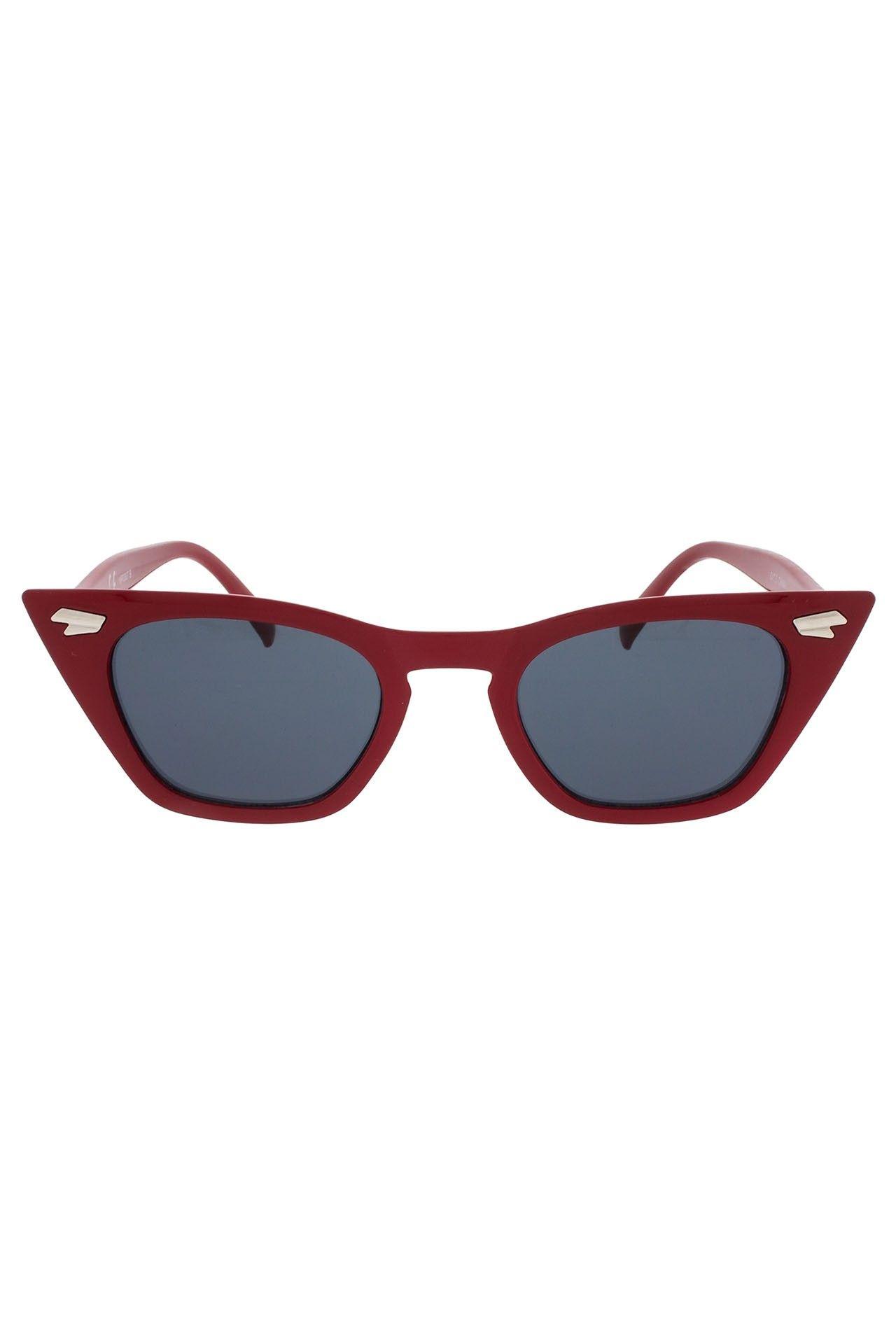 Afbeelding van Icon Eyewear 18P0337 18P0337 Zonnebril Red