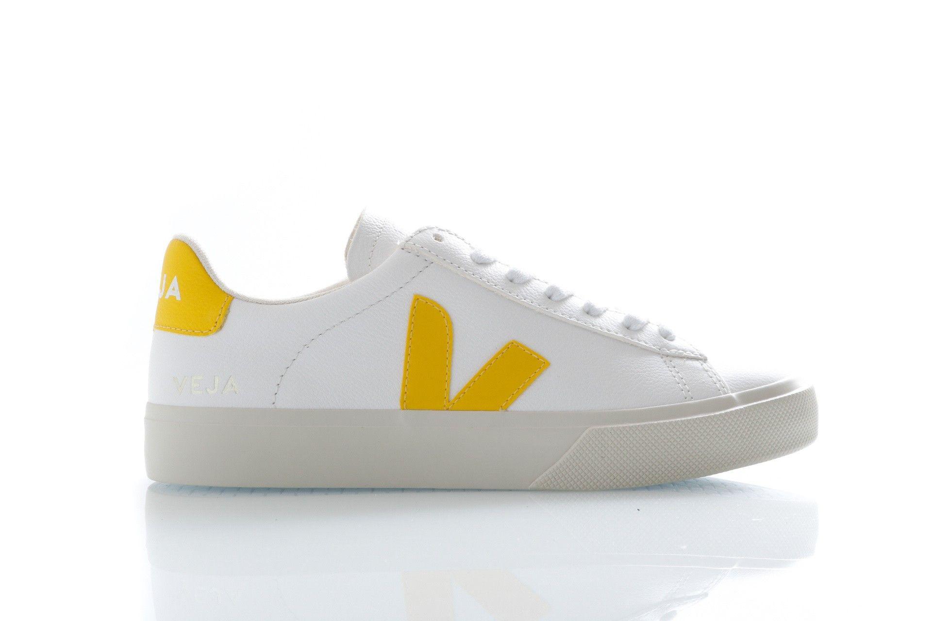 Afbeelding van Veja Sneakers Campo Extra White/Tonic CP052290