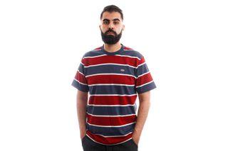 Foto van Dickies T-Shirt OAKHAVEN SS Navy Blue DK0A4XISNV01