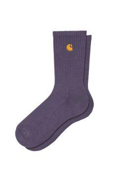 Afbeelding van Carhartt WIP Sokken Chase Socks Provence/Gold I029421