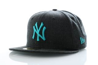 Foto van New Era Fitted Cap New York Yankees MLB Black Base 59Fifty 11-2-35124
