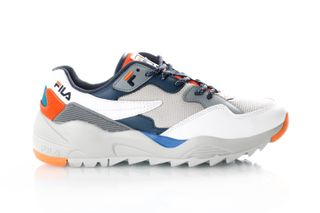 Foto van Fila Vault Cmr Jogger Cb Low 1010588 Sneakers Gray Violet / Orange