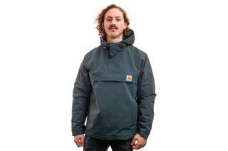 Foto van Carhartt Jacket Nimbus Pullover Dark Teal I028435