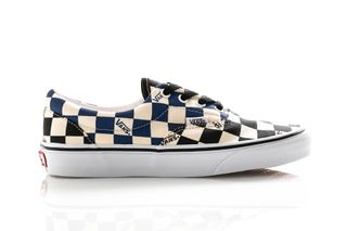 Foto van Vans Sneakers Ua Era (Big Check) Black/Navy VN0A4U39WRT1
