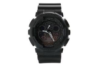 Foto van Casio G-Shock Ga-100-1A1Er Watch Ga-100 Zwart