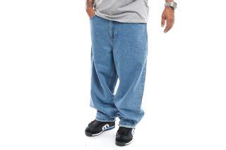 Foto van Reell Baggy 1108-001 Jeans Mid Blue