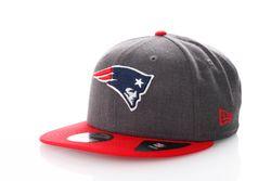Afbeelding van New Era Snapback Cap New England Patriots NFL Heather 9Fifty 11871353