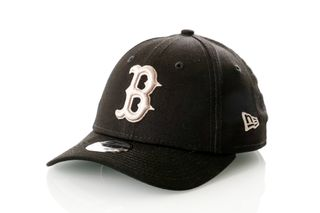 Foto van New Era Dad Cap Boston Red Sox Kids League Essential 9Forty 12119009