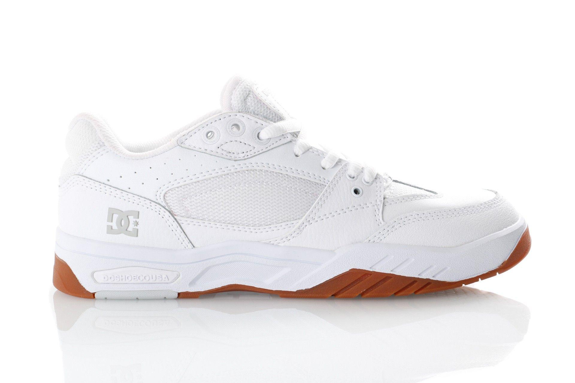 Afbeelding van Dc Maswell M Shoe Wg5 Adys100473-Wg5 Sneakers White/Gum