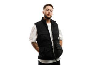 Foto van Carhartt Bodywarmer Colewood Vest Black I028382