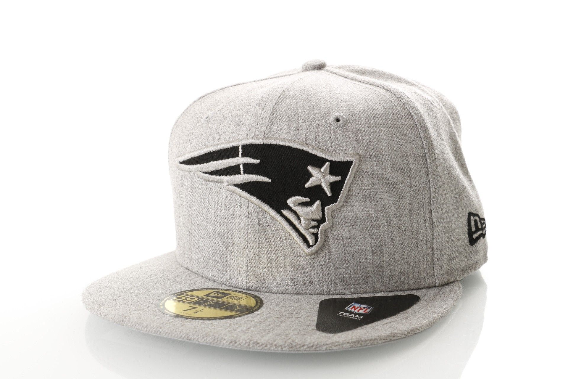 Afbeelding van New Era Fitted Cap New England Patriots NFL HEATHER 5950 NEW ENGLAND PATRIOTS 11794649