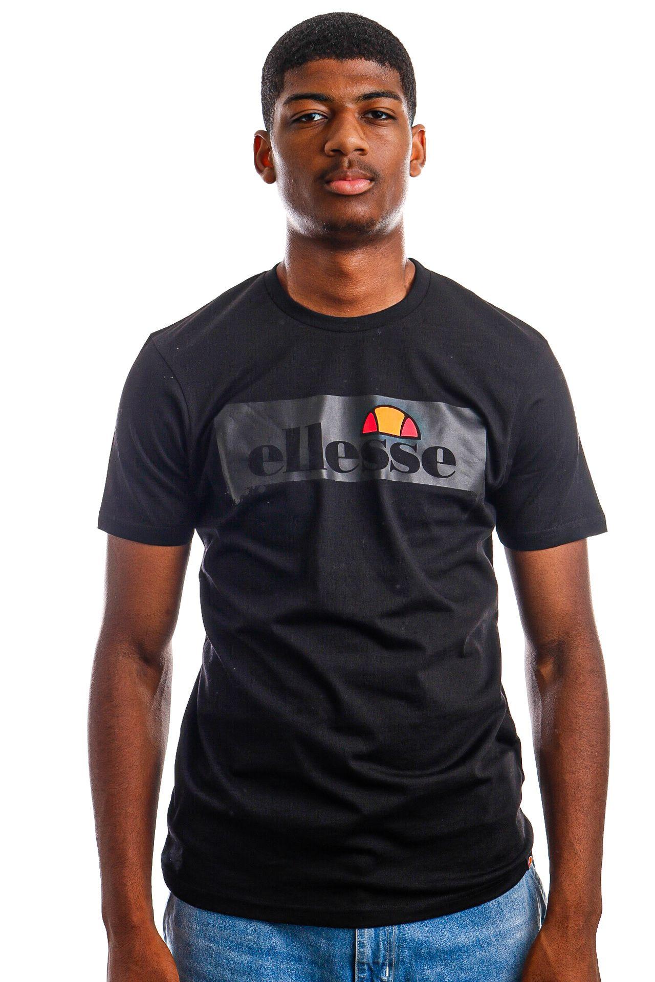 Afbeelding van Ellesse T-Shirt Sulphur Black SHK12262