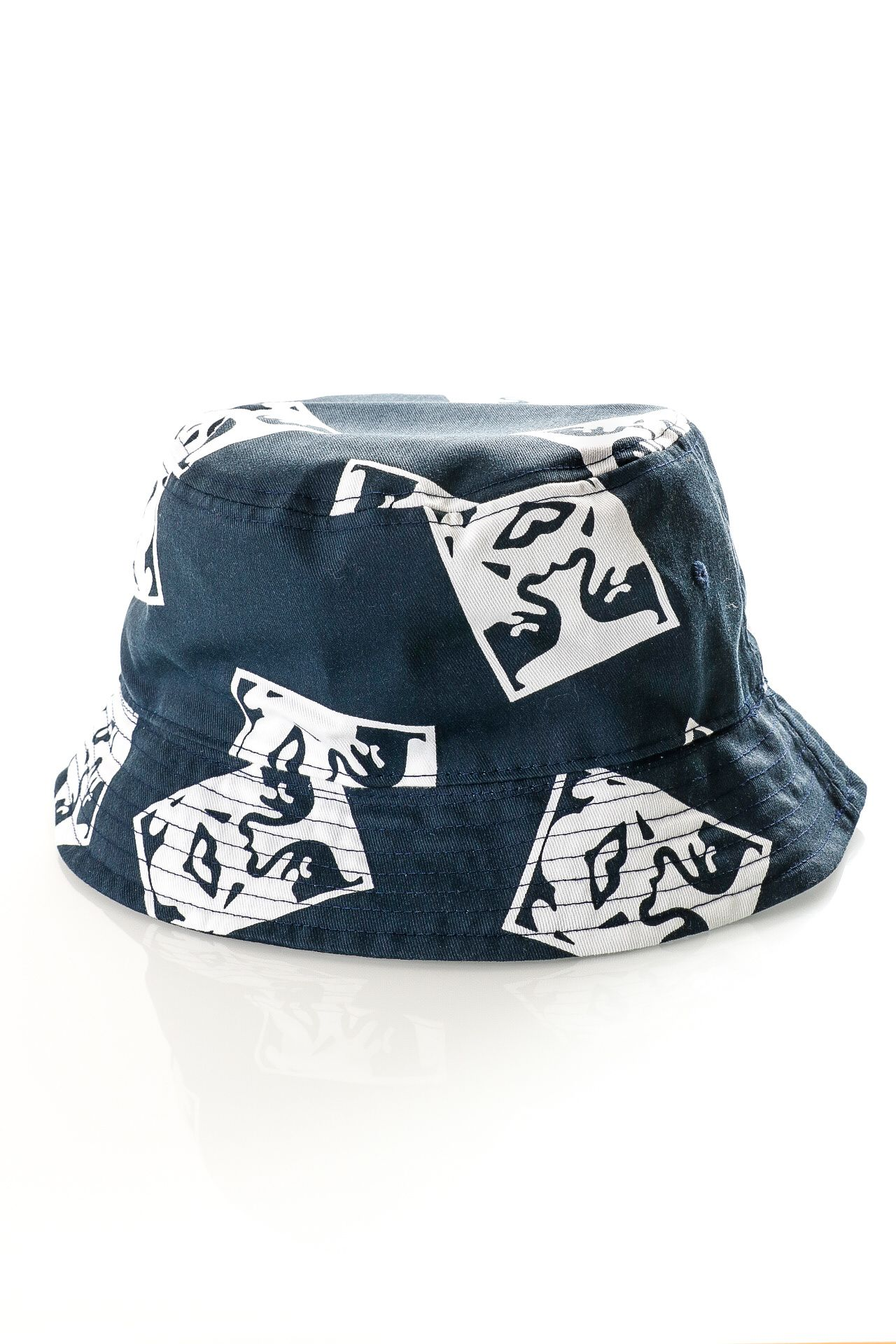 Afbeelding van Dickies Bucket Obey Bucket Hat Dark Navy DK0A4TLADNX1