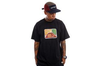 Foto van Carhartt T-shirt S/S Meatloaf Black I029621