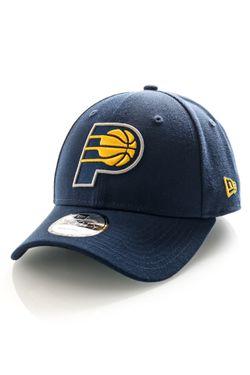 Afbeelding van New Era Dad Cap Nba The League Nba The League Indiana Pacers Official Team Colour 11486912