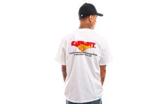 Foto van Carhartt T-shirt S/S Runner T-Shirt White I029934