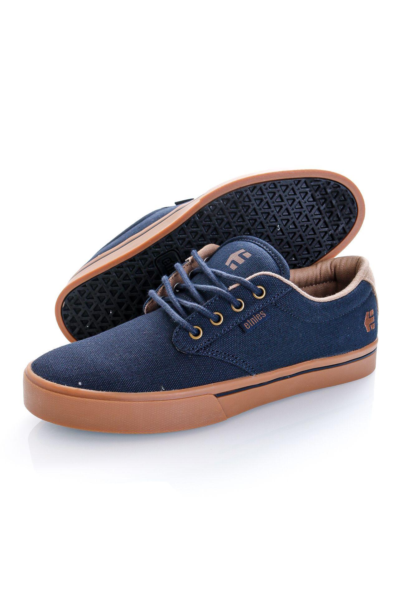 Afbeelding van Etnies Sneakers JAMESON 2 ECO NAVY/GUM/GOLD 4101000323