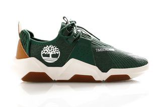 Foto van Timberland Sneakers Earth Rally Flexiknit Ox Dark Green Knit TB0A29TXY181