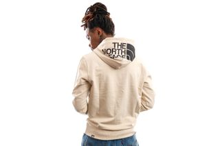 Foto van The North Face Hooded Men's Seasonal Drew Peak Pullover Light -Eu Bleached Sand NF0A2S57RB61