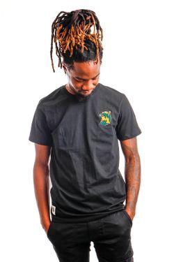 Afbeelding van New Era T-shirt Minor League Heritage Patch BLACK NE12829907